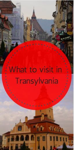 What to visit in Transylvania, places to visit in Transylvania, sightseeing and places to eat| Itinerary for Transylvania