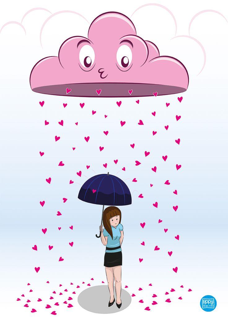 Cloudy of love by BonanaGone.deviantart.com on @deviantART