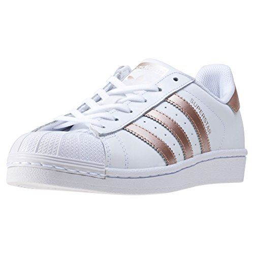 adidas superstar rosa weiß amazon
