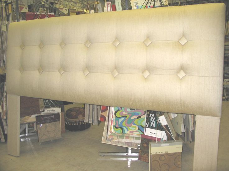 1000 Ideas About Padded Fabric Headboards On Pinterest