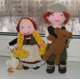 Кузин и кузина, деревенские ребята