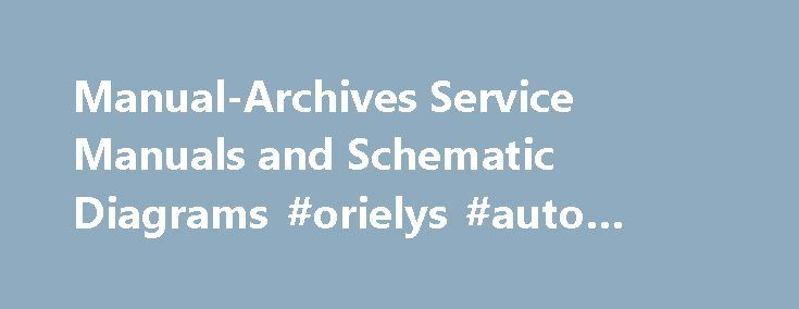Manual-Archives Service Manuals and Schematic Diagrams #orielys #auto #parts http://nef2.com/manual-archives-service-manuals-and-schematic-diagrams-orielys-auto-parts/  #free auto repair manuals # LG 42PC1DA-UB Service Manual – Chassis PA-61B Plasma TV Description Of Controls, Specifications, Adjustment Instructions, Block Diagram, Exploded View, Exploded View Parts List, Replacement Parts List, Schematic Diagram, Printed Circuit Boards (PDF 47 Pages 21.5 MB) For PDF Files. 99% of all the…
