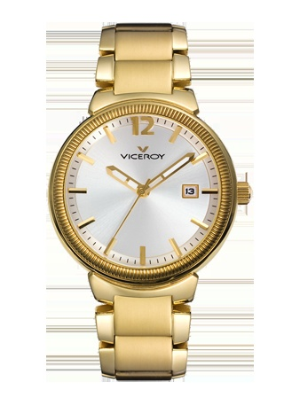 Gold watch. Viceroy, Femme Collection