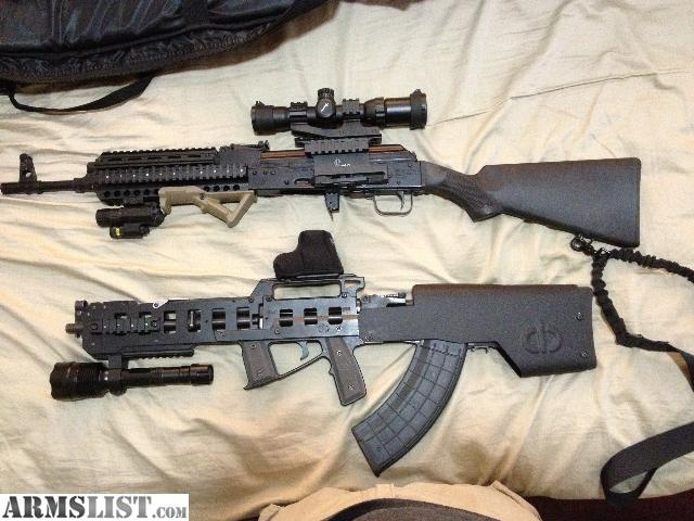 ARMSLIST - For Sale/Trade: CBRPS Spike SKS Bullpup Rifle