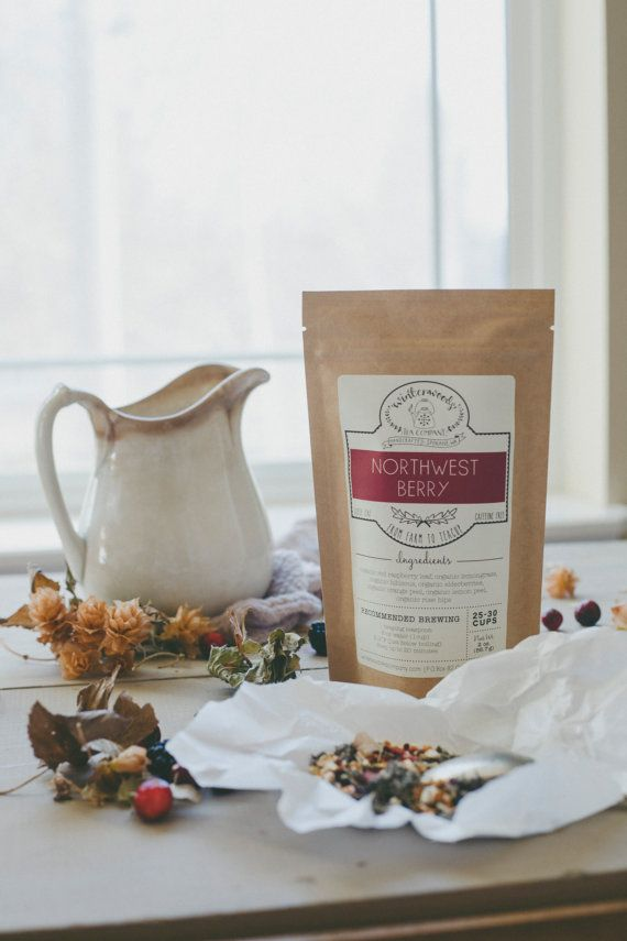 Northwest Berry Tea  • Made With Only 100% Organic, Fair Trade Herbs  • Handcrafted in Spokane, Washington   • Artisan Blend From Winterwoods Tea Company  • Collaboration with Starvation Alley Farm in Long Beach, Washington for Organic Cranberries  • Blended by Hand in Small Batches  • Loose Leaf Blend  • Gluten Free/Vegan  • Herbal Tea  • Makes 25-30 Cups of Tea    Ingredients  • Organic Red Raspberry Leaf  • Organic Washington Grown Cranberries  • Organic Lemon Grass  • Organic Hibiscus…