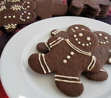 #GlutenFree Gingerbead Men Recipe