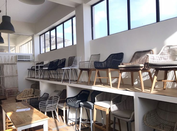 Great selection of chairs  for hotels, boutique hotels, bars, restaurants and summer villas - Interior design - Decoration - Chairs.