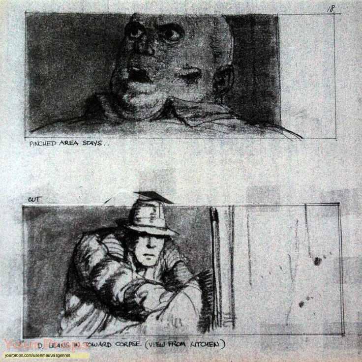 Best Storyboards Images On   Storyboard Norman And