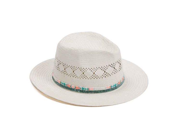 Chapeau Hipanema JENA - Montres et Plus - #chapeau #accessoire #mode #Hipanema #été #femme