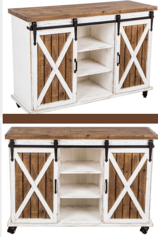 Sliding Barn Door Cabinet Hobby Lobby 1537786 Home Furnishing Accessories Farmhouse Style Decorating Cupboard Makeover