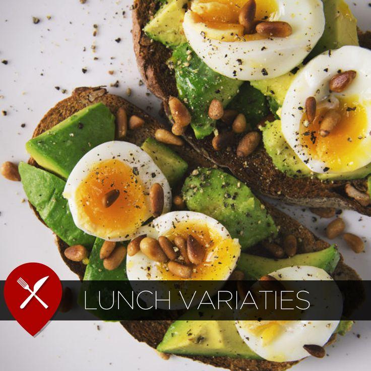 Wij hebben 5 lekkere & snelle lunch ideeën voor jou op een rijtje gezet. Wat eet jij het liefst tijdens de lunch?