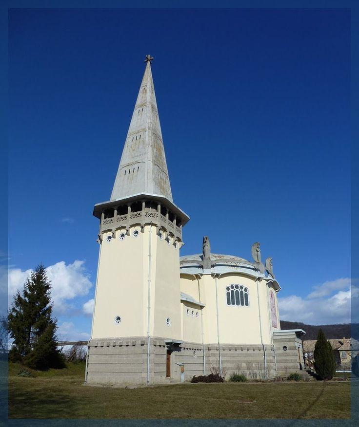 Rárósmúlyad (Mula) Medgyaszay István vasbeton templom 1910