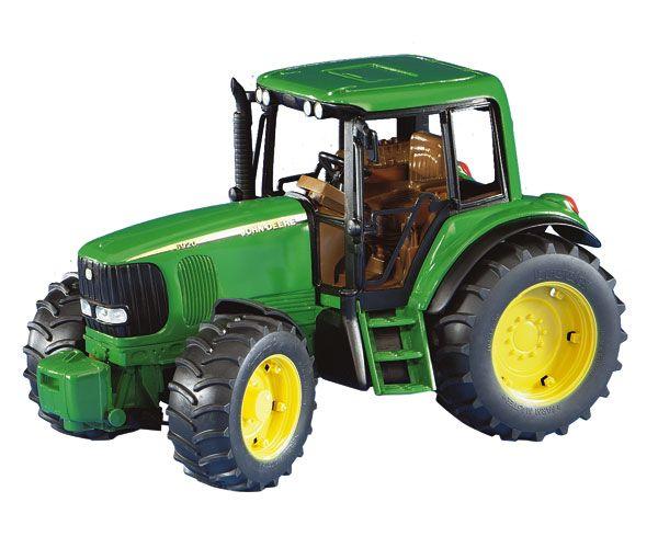 Tractor de juguete JOHN DEERE 6920 #momamini #juguetes #coleccionista #tractor