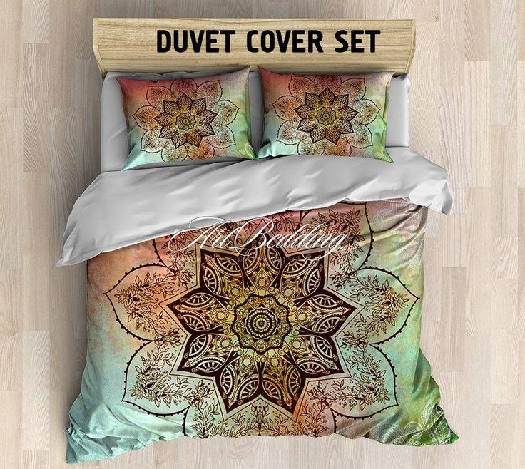 Best 25+ Bohemian duvet cover ideas on Pinterest | Cream ...