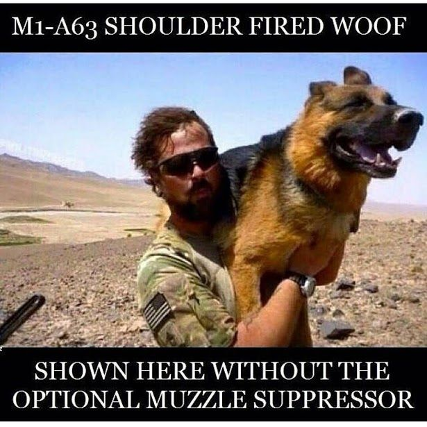 Military-memes-funny-funniest-dog-canine-k9-shoulder-woof