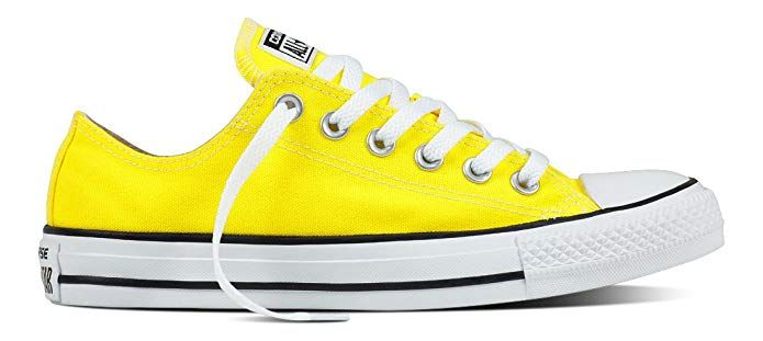 Kauf Converse Chuck Taylor All Star Low Light Yellow Gelb