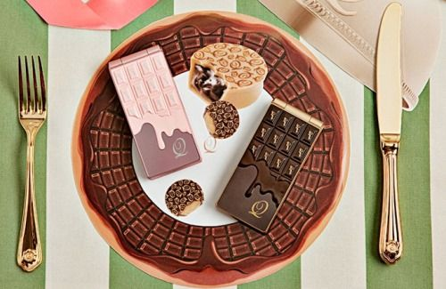 The Chocolate Phone by Q-Pot.