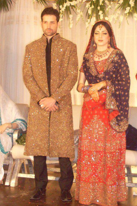Pakistani Actress Wedding Pics - YouTube