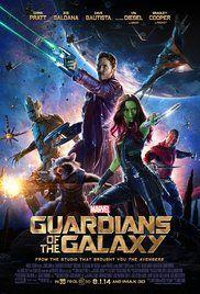 Os Guardiões da Galáxia Poster