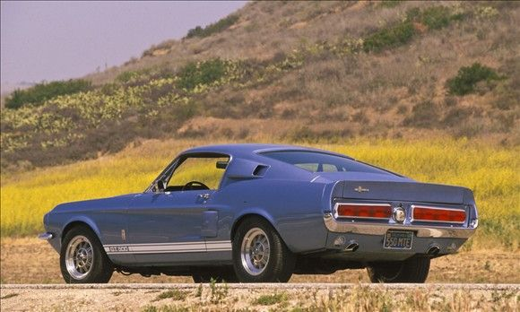 '67 Shelby Mustang GT500