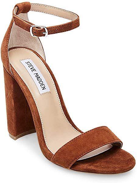 2ff94d0b17be4 Steve Madden Women s Carrson Heeled Sandal