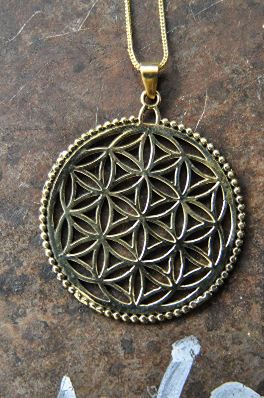 Ketting Flower of Life