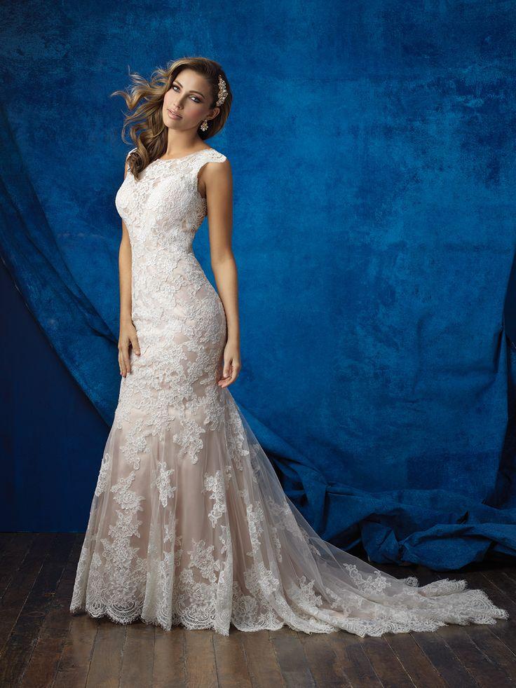 36 best Allure Bridals gowns @ Arielle Bridal images on Pinterest ...