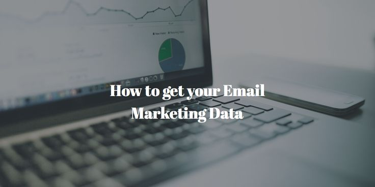 Even before we start thinking about analytics, we first of all need email…