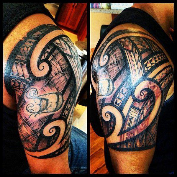 1001 oberarm tattoo designs beispiele f r einen neuen look tattoos pinterest tattoo. Black Bedroom Furniture Sets. Home Design Ideas