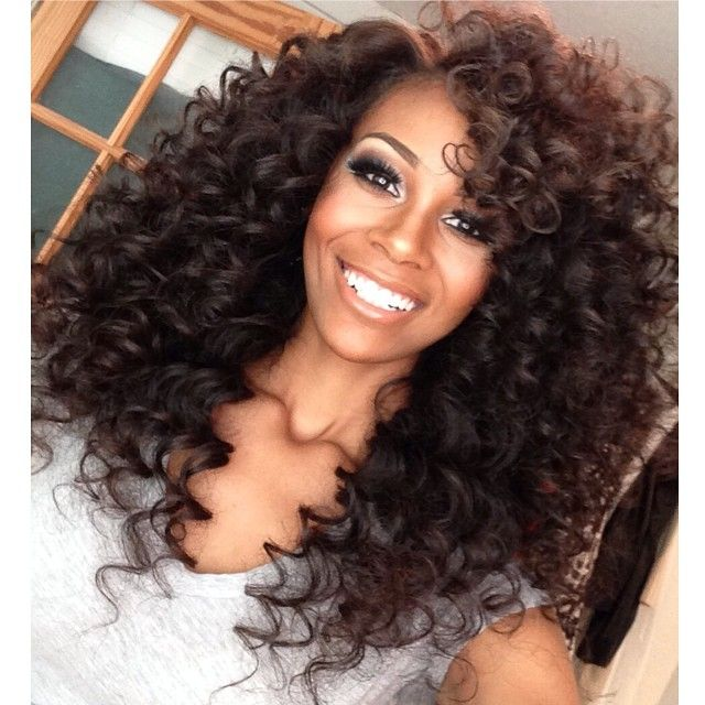 Outstanding 1000 Images About Flawless Curls Amp Sew In On Pinterest Lace Short Hairstyles Gunalazisus