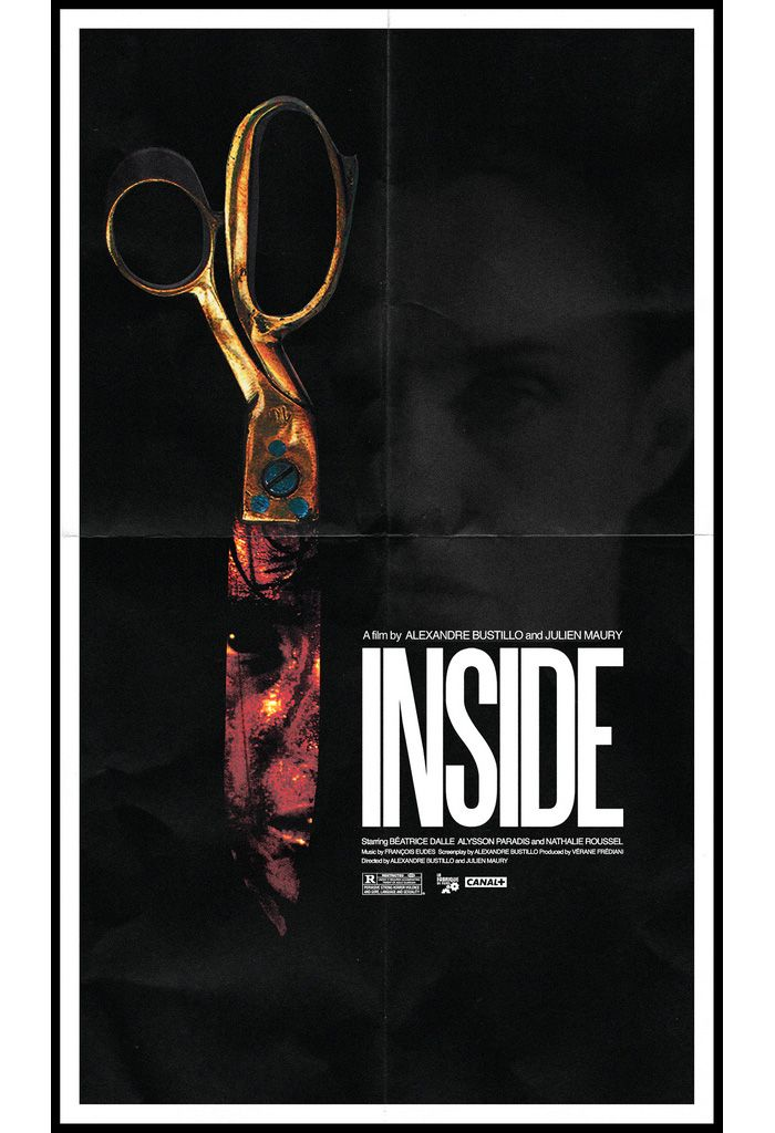 254 best carteles de peliculas images on pinterest movie for Inside french film