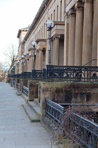 Great Western Terrace, Glasgow - Alexander (Greek) Thomson