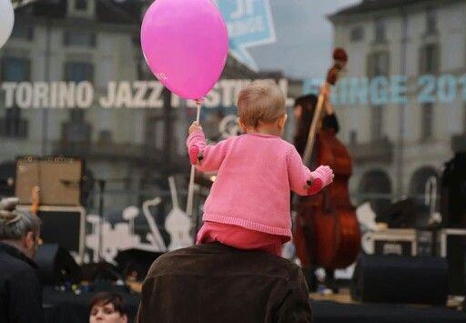 Si inizia fin da piccoli ad amare la musica jazz