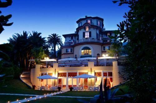 Booking.com: Hotel Villa Pagoda - Nervi, Italie