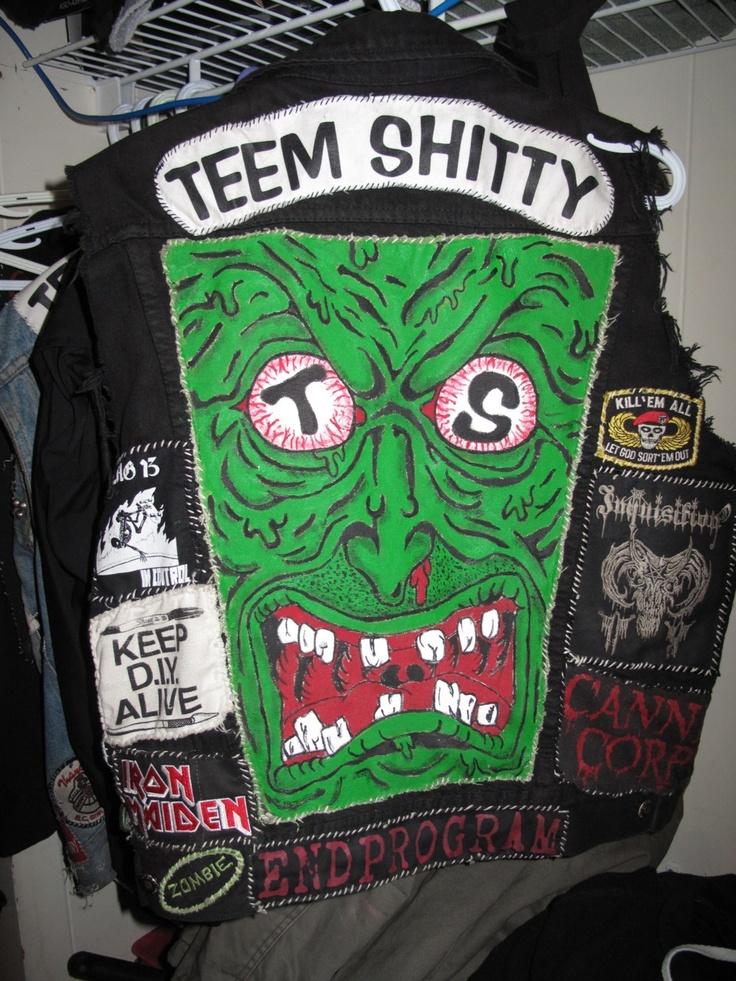 overkill back patch eBay