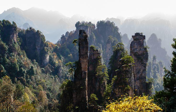 4 attraktioner i Kina fra bjerge til kæmpe Buddha - Rejseblokken