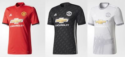 Maillot Manchester United 2018 Pas Cher