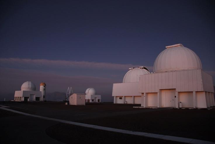 Observatorio Astronómico Cerro Tololo #pinChile #landscape
