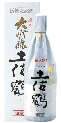 土佐鶴酒造 純米大吟醸 瓶 720ml
