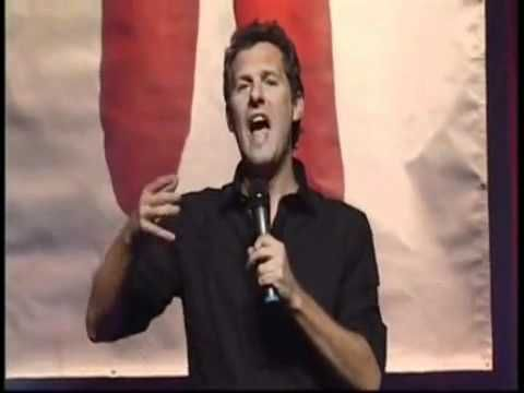 Adam Hills Part 6: Meaning of the word surreal