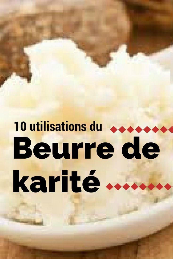 10 utilisations étonnantes du beurre de karité