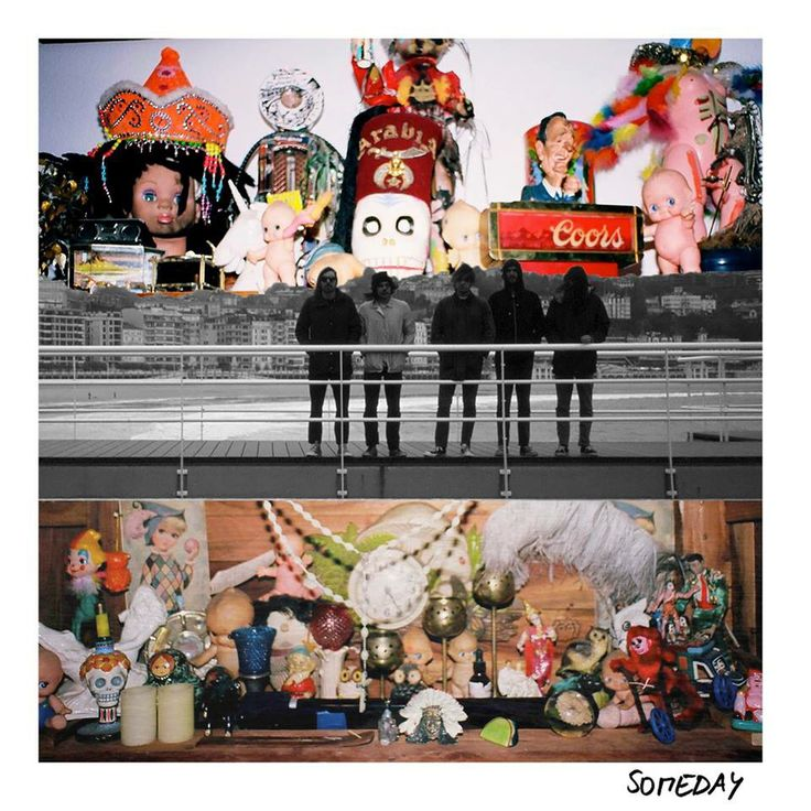 Proyecto Vinilos TheGrowlers - Someday