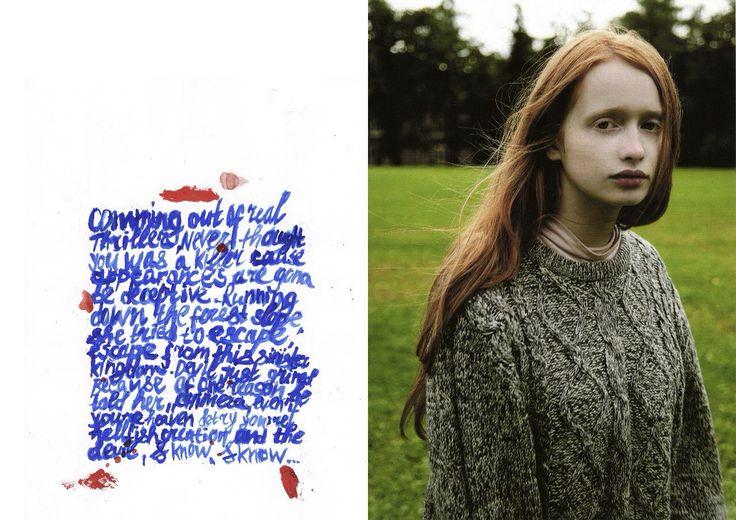 NORKA store      Ph: Stephan L.  Style: Ladonkin Illustrations: Basharova Z.       Model: Alina Hoven