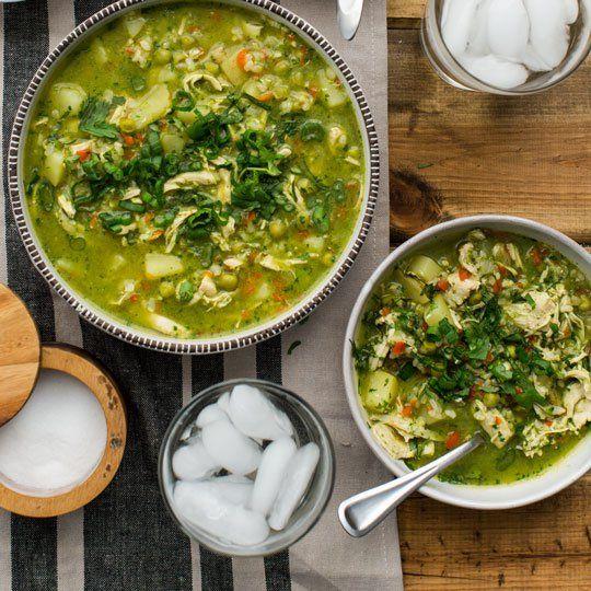 Peruvian Chicken Soup | Frontier Co-op