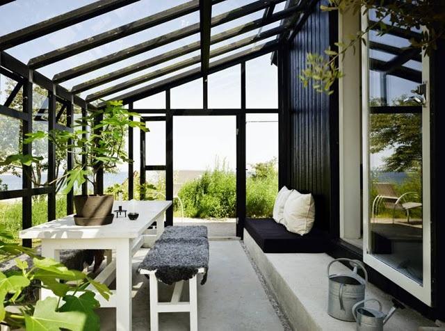 Gotland veranda