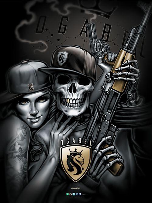 "OG Abel ""AK-47"" Poster"