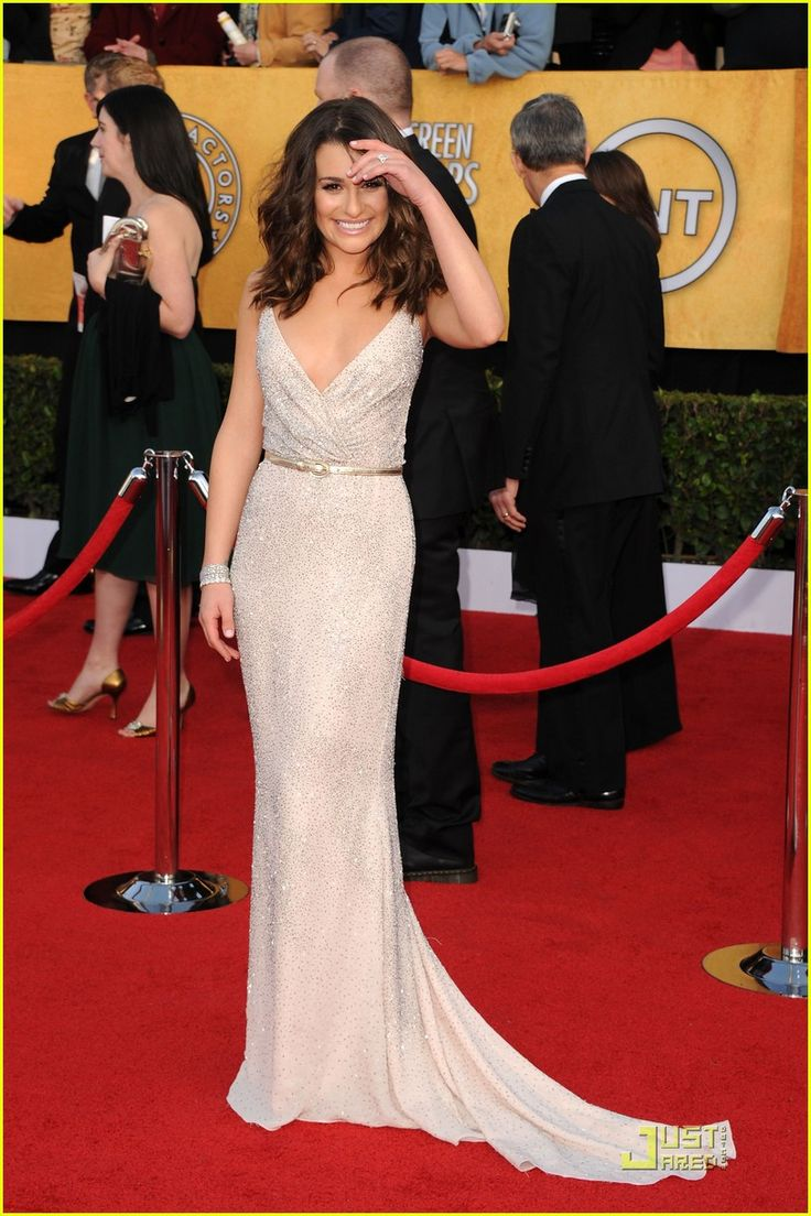 Dress/Hair: Fashion, Girl, Redcarpet, Actor, Lea Michele Red Carpet, Oscar, Red Carpet Dresses