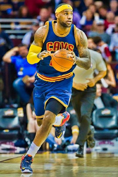 Lebron James - Cavs