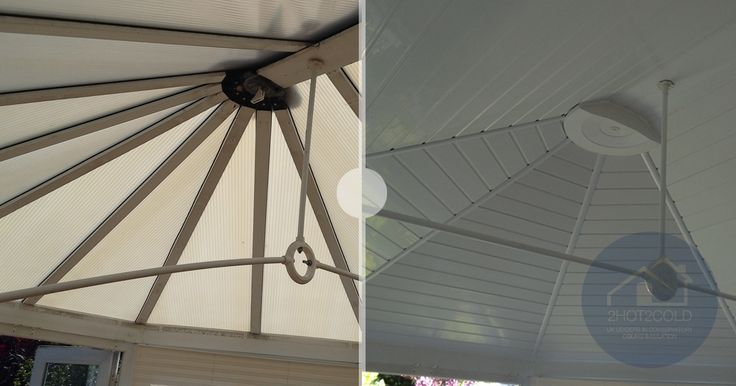 Pin by 2Hot2Cold Ltd on Before & After Conservatory ...