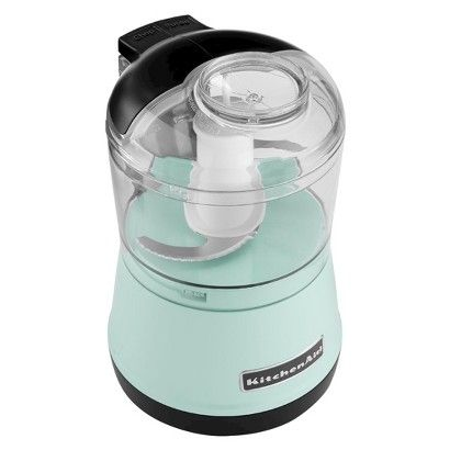 KitchenAid® 3.5 Cup Food Chopper- KFC3511 - Blue Ice